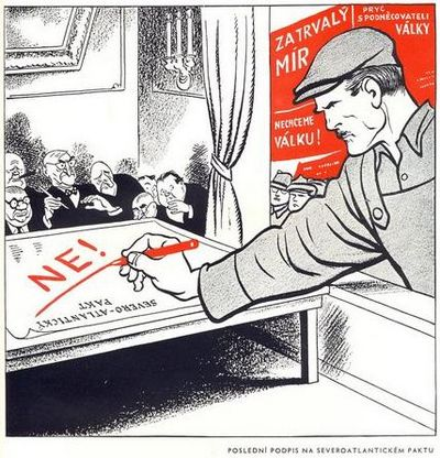 Pryč s NATO!